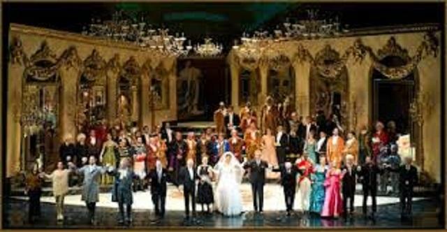«La cenicienta» de Rossini, dirigida por James Levine
