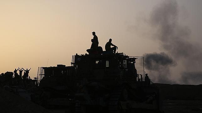 Hamas quiere víctimas civiles