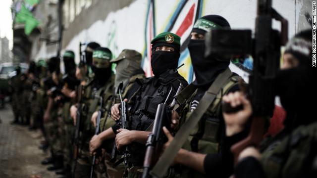 Hamas jamás protagoniza un titular