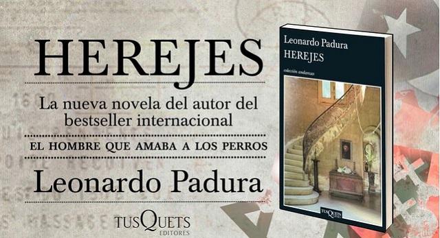 """Herejes"" de Leonardo Padura, con Concha Díaz Berzosa y Graciela Kohan"