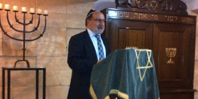 """Abraham Barchilón contra la difamación de """"Los palestinos"""""""