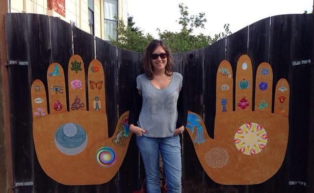 Carla De Aguilar-Amat, une enseignante espagnole à Jérusalem