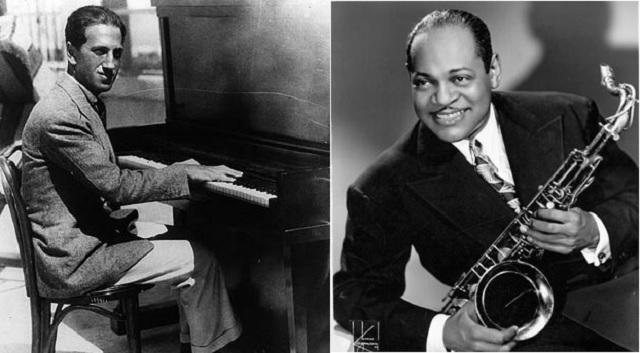 George Gershwin (II): en manos de Coleman Hawkins
