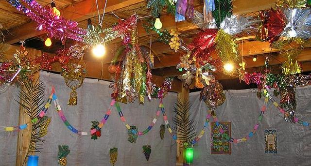 ¿Qué es Sucot (la Fiesta de las Cabañas)?