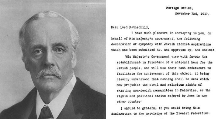 """Los intereses de Gran Bretaña en la """"Declaración Balfour"""", con David Malowany"""