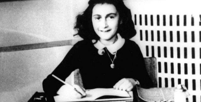 """""""Leer y escribir con Ana Frank"""", con María Alonso"""