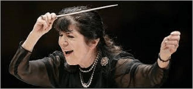 """Isabel, reina de Inglaterra"" de Rossini, dirigida por Eve Queler"