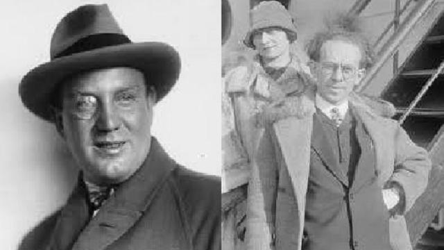 """""""El estudiante mendigo"""" de Karl Millöcker, dirigida por Römer y con Richard Tauber como protagonista"""