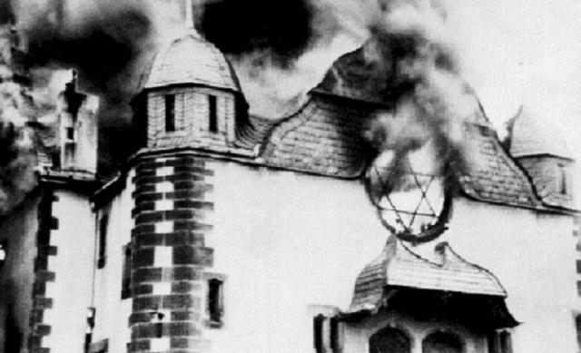 9 de noviembre de 1938: terror estatal racista, con Stefanie Schueler-Springorum