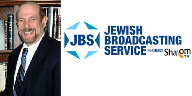 Rabbi Mark S. Golub:  The Jewish Broadcasting Service (Shalom TV)