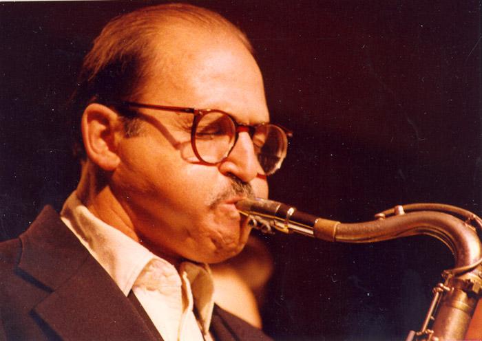 Al Cohn (II): junto a Bob Brookmeyer
