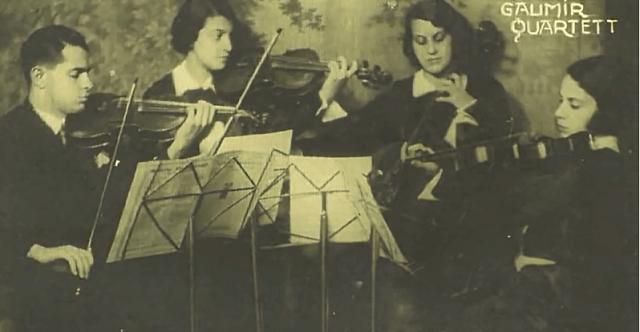 Galimir: Ravel en familia