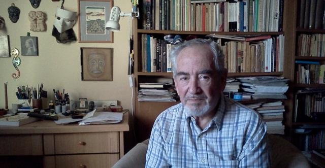 """Un viaje entre ausencias y cicatrices"", con Jacobo Kaufmann"