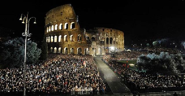 Semana Santa en el Coliseo