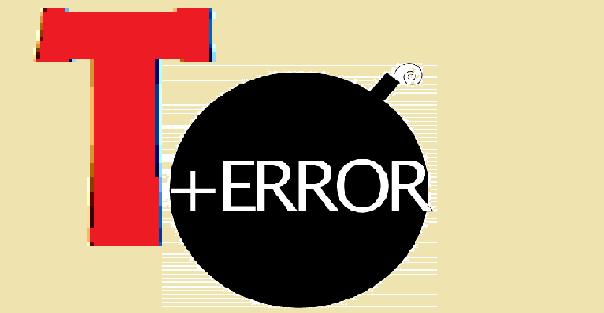 Error, con una t delante