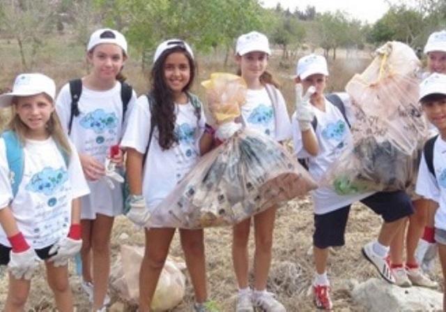 Trabajando juntos por el medio ambiente