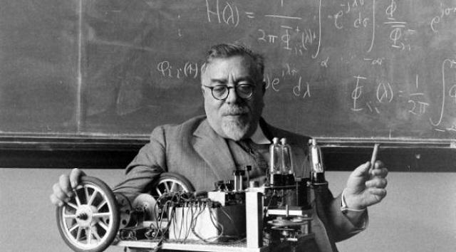 Resultado de imagen para Norbert Wiener