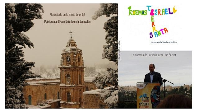 Maratón-  Monasterio de la Santa Cruz de Jerusalén – Peregrinos del Japón