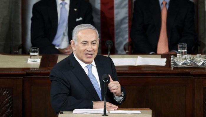 """El """"ogro"""" Netanyahu, según los medios españoles"""
