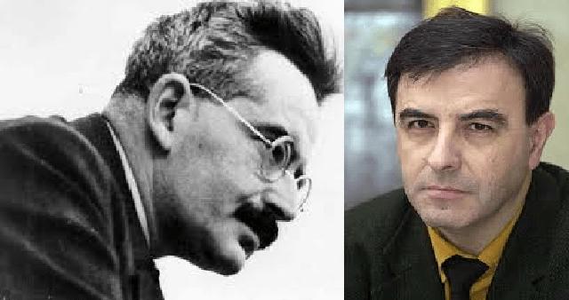 """""""Angelus Novus"""": una ópera sobre textos de Walter Benjamin, con su compositor Jorge Fernández Guerra"""