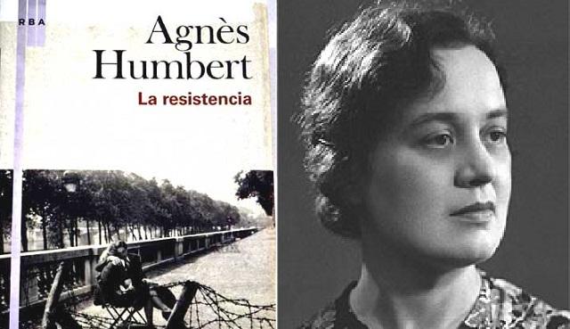 """""""La resistencia: recuerdos de la resistencia, París 1940-1941"""", de Agnès Humbert"""