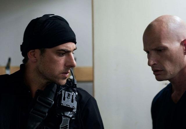 """""""Policía en Israel"""": un thriller atípico, con Rubén Romero"""