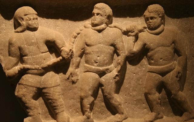 El trabajo, los esclavos y las raíces (y bet-jet-reish)