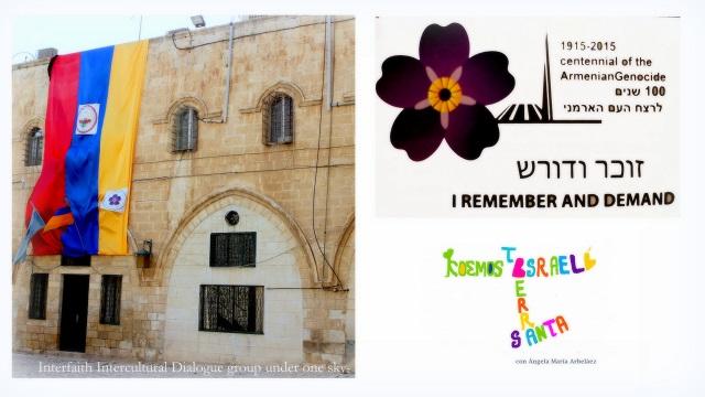 No me olvides: 100 años del genocidio armenio desde Jerusalén & 50 años del Museo de Israel. Amén con Liora Simon
