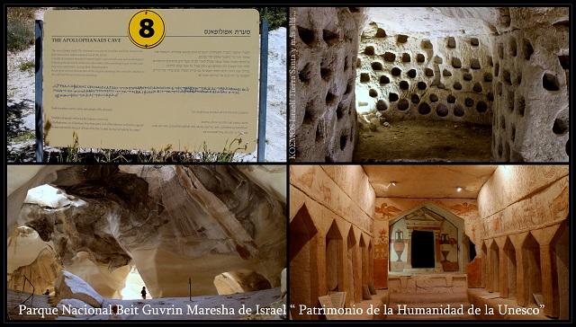 Parque Nacional Beit Guvrim – Maresha Patrimonio de la Humanidad & Museo de Israel, 50 años de su creación