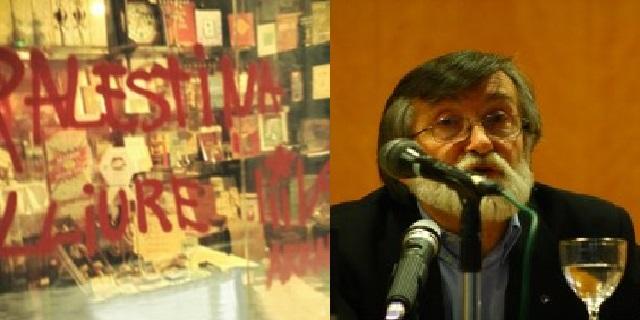 Ser librero de judaica en España hoy, con Vicente Zalaya