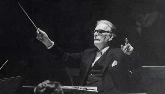 """""""La flauta mágica"""" de Mozart, dirigida por Otto Klemperer"""