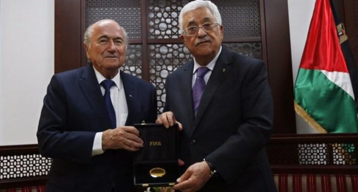 La Autoridad Palestina recula ante la FIFA