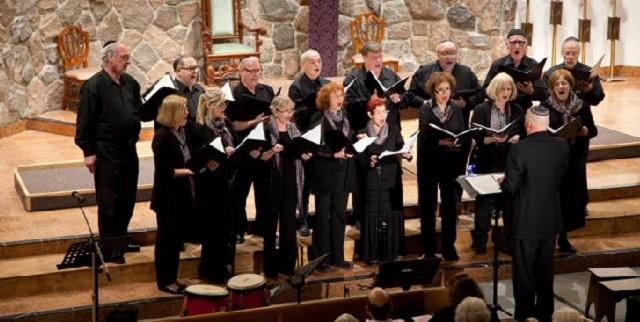 Lachan: el coro judío de Toronto