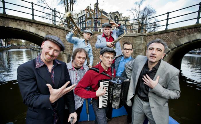 Amsterdam Klezmer Band: el ritmo que nunca cesa