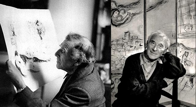 """""""Marc Chagall: Una vida judía"""", por Leopoldo Azancot Z""""L (Fundación March, Madrid, 19/1/1999)"""