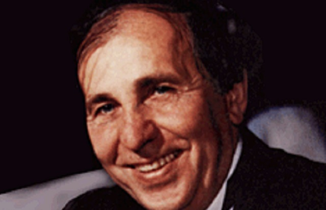 Louis Danto: el jazán ashkenazí que canta melodías sefardíes