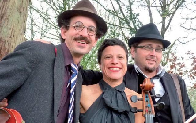 Yiddishé Fantazyé: un klezmer israelí en París
