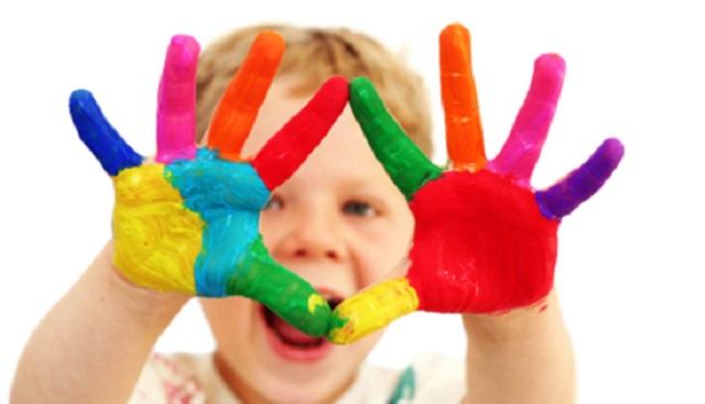 Tzadik – bet – ain: pintando con el dedo