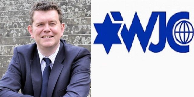 """""""Hemos ganado una batalla al BDS"""", con Michael Thaidigsmann del Congreso Judío Mundial"""