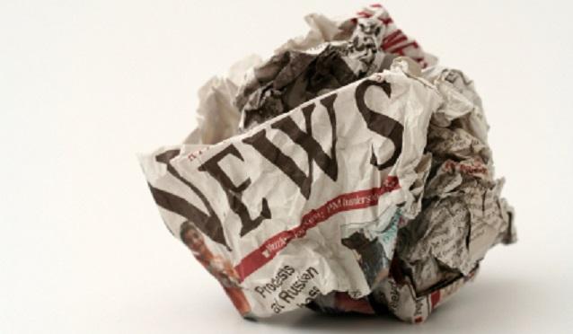 Doble moral en la prensa española