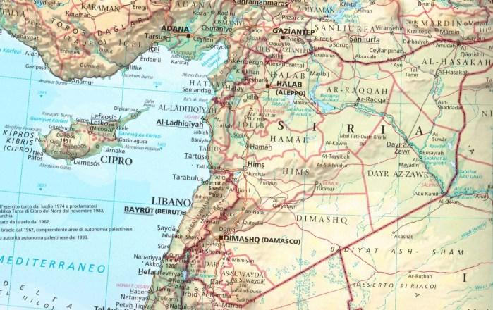 Cuando Siria llama a las puertas de Europa