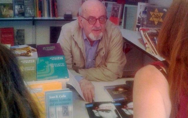 """""""A tientas, hermano Kafka"""", con su autor Arnoldo Liberman"""