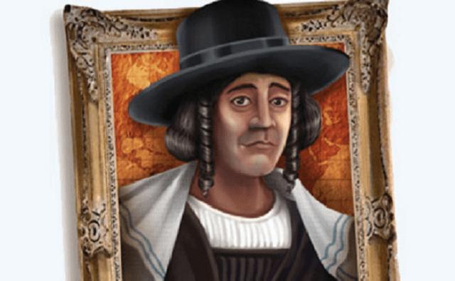 Cristóbal Colón: el judío catalán, con el Dr. Abraham Haim