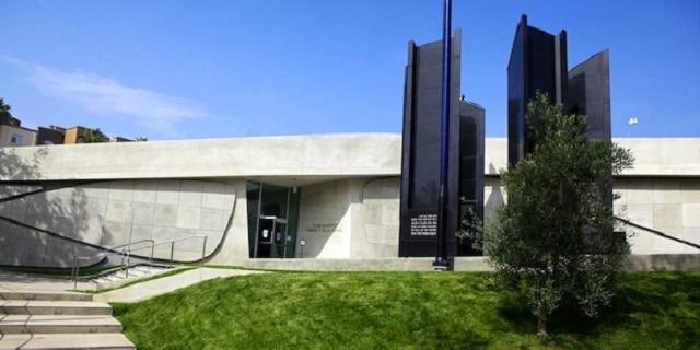 Guiados por el Museo del Holocausto de Los Ángeles