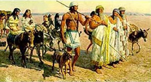 Los patriarcas y sus historias: Abraham abandona su hogar