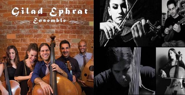 Gilad Ephrat Ensemble: puentes de cuerdas