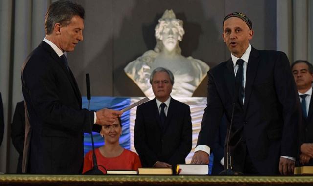 Macri por ahora bien, con Matías Szpigiel
