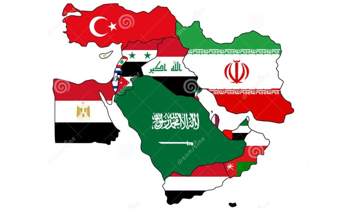 Oriente Medio: un lugar imprevisible