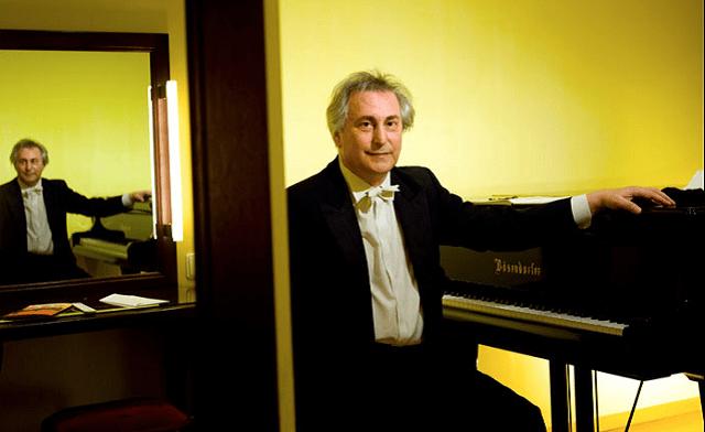 Oleg Maisenberg: pianista en activo