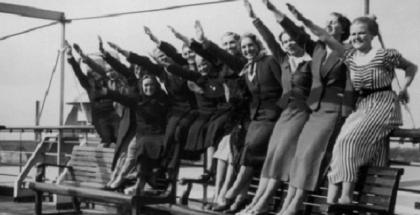 mujeres nazis